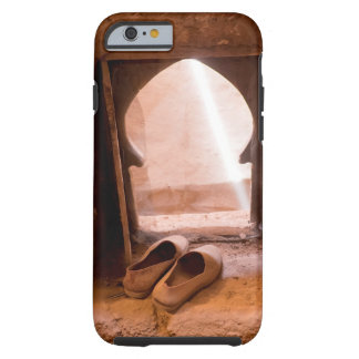 Moroccan Shoes At Window Tough iPhone 6 Case