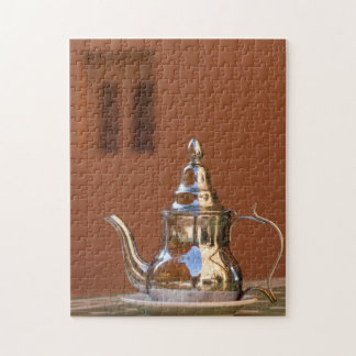 Moroccan Teapot Jigsaw Puzzle