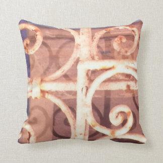 Moroccan Windows  - Essaouira Throw Pillow