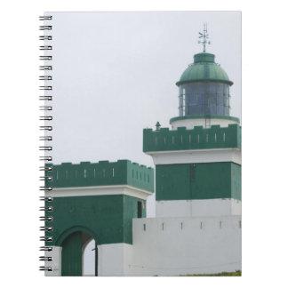MOROCCO, Atlantic Coast, BEDDOUZA: Cap Beddouza 2 Notebook