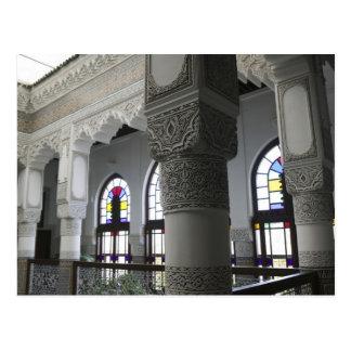 MOROCCO, Fes: Fes El, Bali (Old Fes), Riad Fes Postcard
