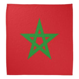 Morocco Flag Bandana