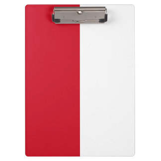 Morocco Flag Clipboard