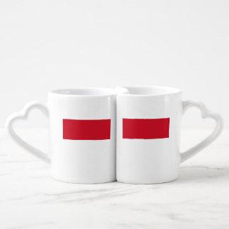 Morocco Flag Coffee Mug Set