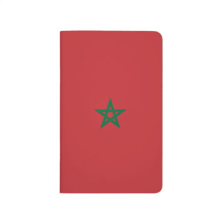 Morocco Flag Journal