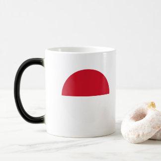Morocco Flag Magic Mug