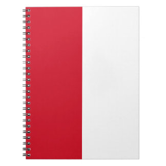 Morocco Flag Notebook