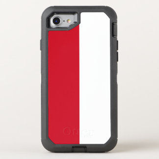 Morocco Flag OtterBox Defender iPhone 8/7 Case