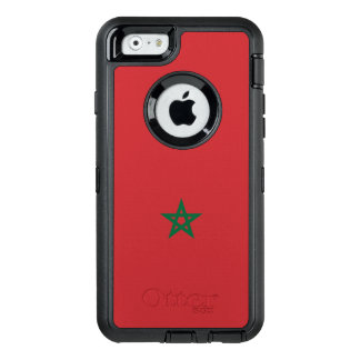 Morocco Flag OtterBox Defender iPhone Case