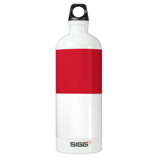 Morocco Flag Water Bottle