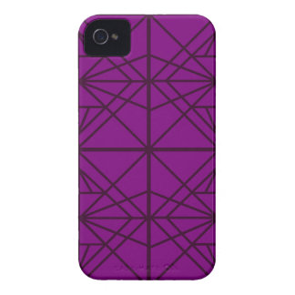 Morocco Geometric luxury Art / Crystal edition Case-Mate iPhone 4 Case