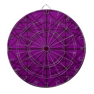 Morocco Geometric luxury Art / Crystal edition Dartboards