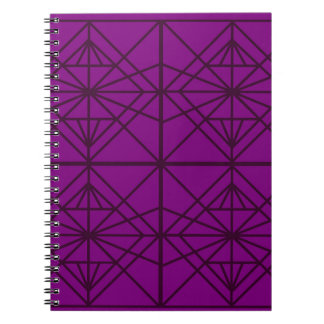 Morocco Geometric luxury Art / Crystal edition Notebooks