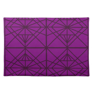 Morocco Geometric luxury Art / Crystal edition Placemat