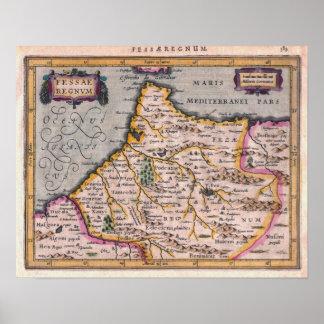 Morocco - Kingdom of Fez - Poster