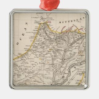 Morocco Metal Ornament
