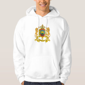 Morocco Official Coat Of Arms Heraldry Symbol Hoodie