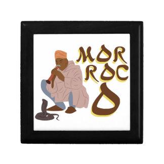 Morocco Snake Charmer Gift Box