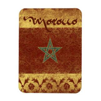 Morocco Souvenir Magnet