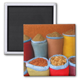 morocco spices magnet
