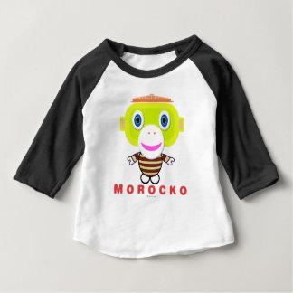 Morocko Baby T-Shirt