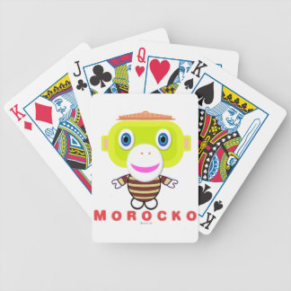 Morocko Bicycle Playing Cards
