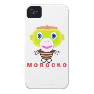 Morocko Case-Mate iPhone 4 Case