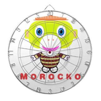 Morocko Dartboard