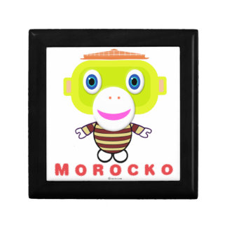 Morocko Keepsake Box