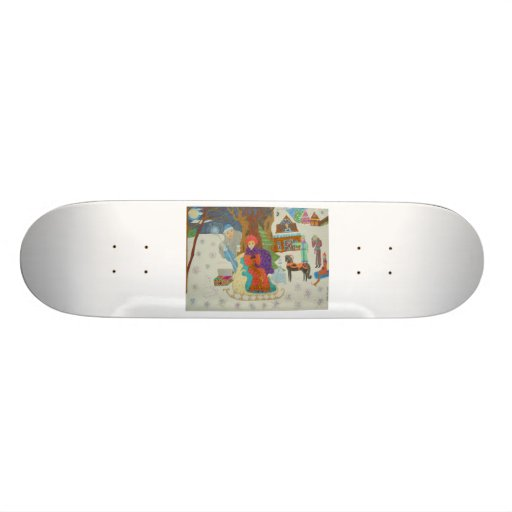 Morozko Skateboard