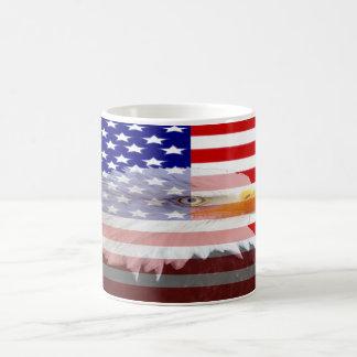 Morphing Mug- Patriotic Magic Mug