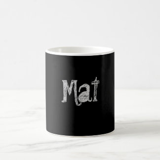 Morphing Name Mug-Mat Magic Mug