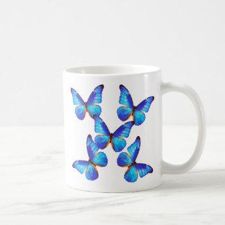 """""""Morpho Butterfly"""" 優良製品 コーヒーマグ"""