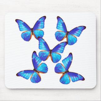 """""""Morpho Butterfly"""" 優良製品 マウスパッド"""
