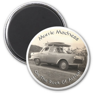 Morrie Madness Magnet