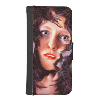 Morrigan, Goddess of the Crows Phone Wallets