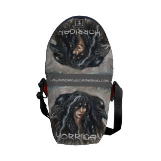 Morrigan Messenger Bag
