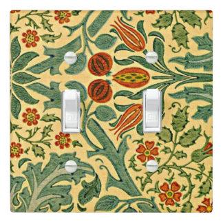 Morris - Autumn Flower Light Switch Cover