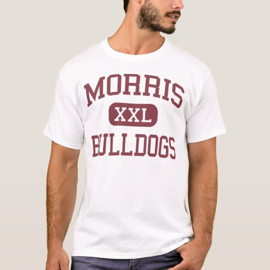 Morris - Bulldogs - High School - Bronx New York T-Shirt