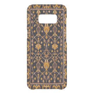 Morris Carpet Samsung Galaxy S8 Clearly Defender Uncommon Samsung Galaxy S8 Case