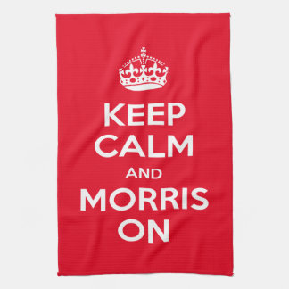 Morris Dancing Towels