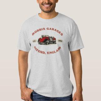 Morris Garages T-shirts