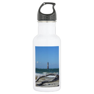 Morris Lighthouse And Tree Remains 532 Ml Water Bottle