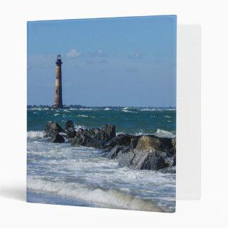 Morris Lighthouse Folly Beach Binder