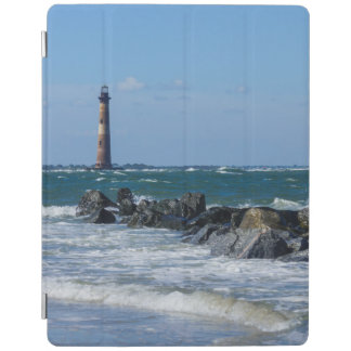 Morris Lighthouse Folly Beach iPad Cover
