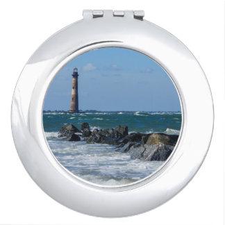Morris Lighthouse Folly Beach Mirror For Makeup
