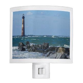Morris Lighthouse Folly Beach Night Light
