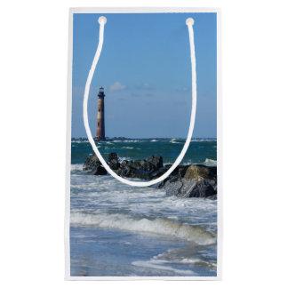 Morris Lighthouse Folly Beach Small Gift Bag