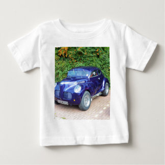 Morris Minor Hot Rod Baby T-Shirt