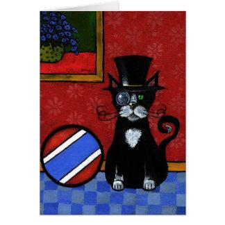 Morrisarty Card
